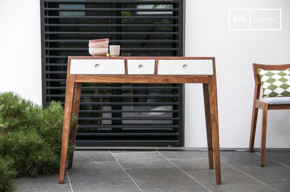 The Narod storage console is an original, quality, vintage piece of furniture