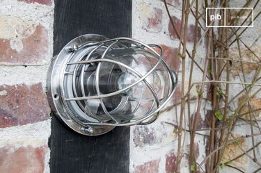 Nautical wall lamp Coursive