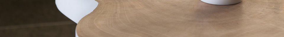 Material Details Nederland occasional table