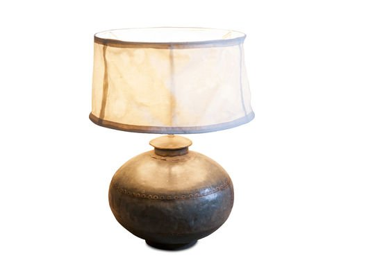 Nessos Table lamp Clipped