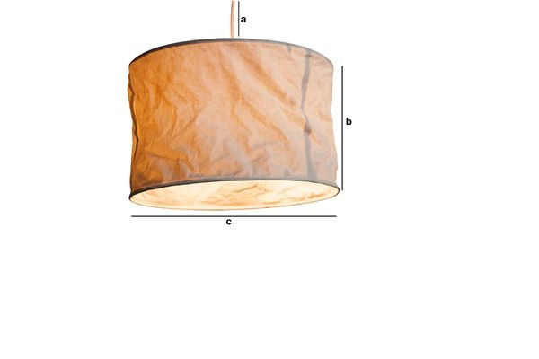 Product Dimensions Newport Hanging lamp
