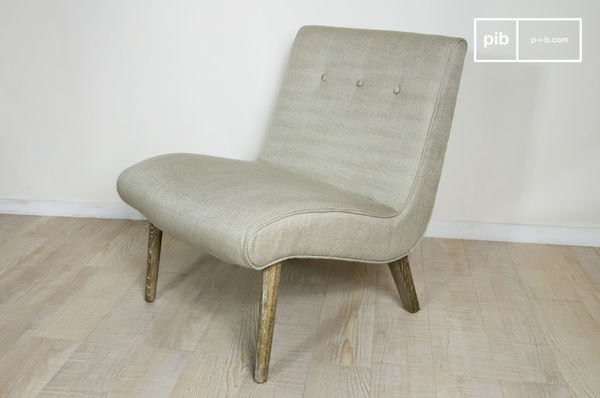 NORTHERN VINTAGE ARMCHAIR