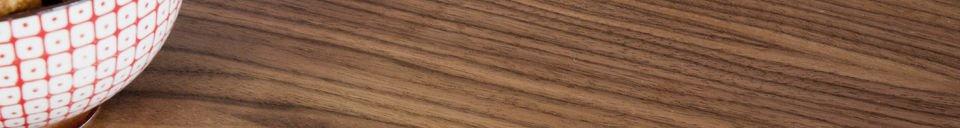 Material Details Nöten dining table