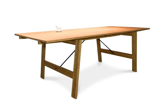 Numero 1 Table - 230x90 cm Clipped