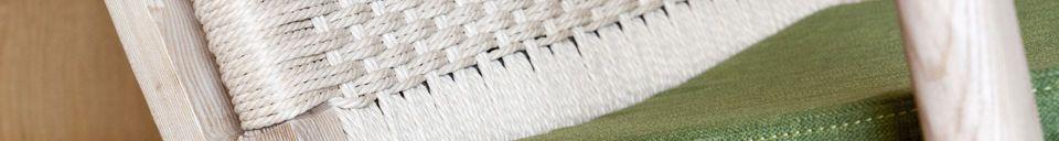 Material Details Oak armchair Satow