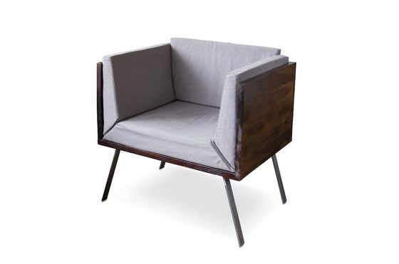 Odeon Lounge armchair Clipped