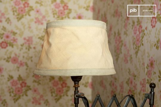 Oléron beige lampshade 25 cm