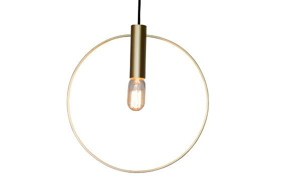 Oohalt gold suspension Large Clipped