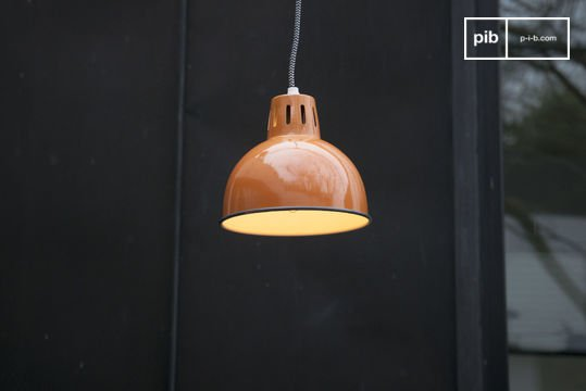 Orange SNÖL Suspension Light