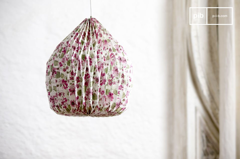 Original origami Pendant Light