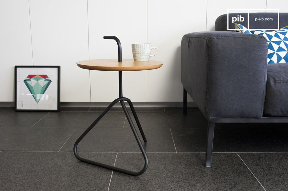 A small but practical side table