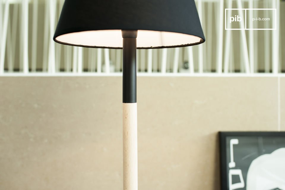 The Palito table lamp is an item that brings a touch of minimalist elegance into your home