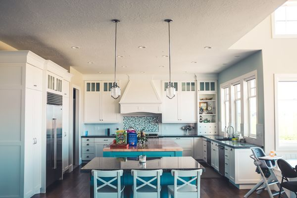 6 Stylistic Kitchen Design Ideas For 2018