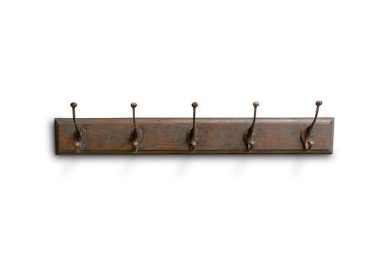 Patinated Chorus-singer wall hook Clipped