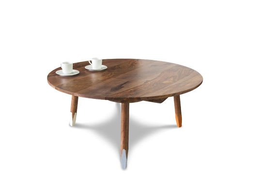 Pencil coffee table Clipped