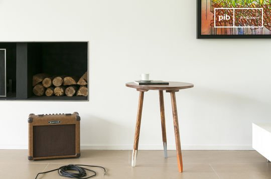 Pencil side table