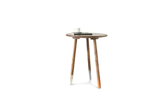 Pencil side table Clipped