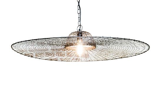 Pendant light Grid Clipped