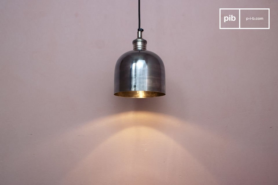 Pendant lighting Nickel Warhead
