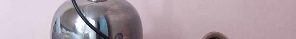 Material Details Pendant lighting Nickel Warhead
