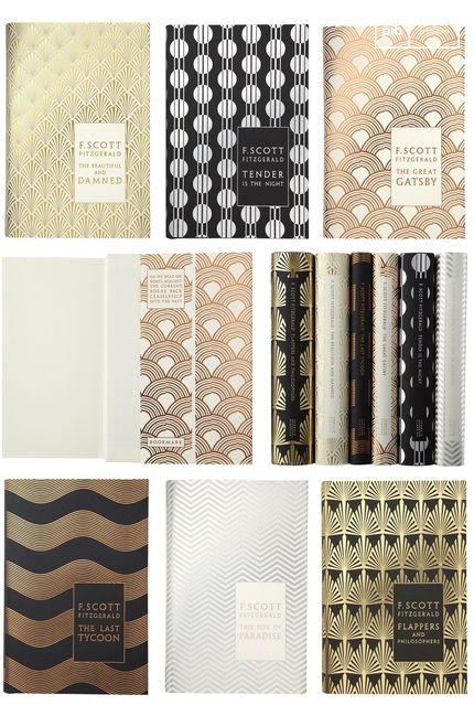 Penguin's book cover designs