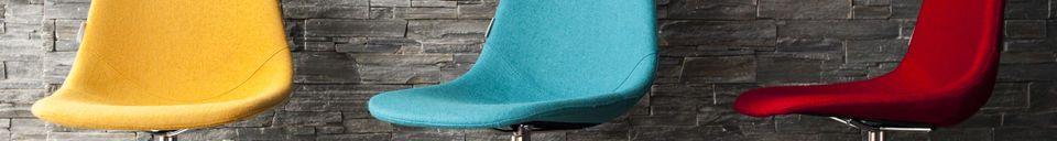 Material Details Piramis grey chair