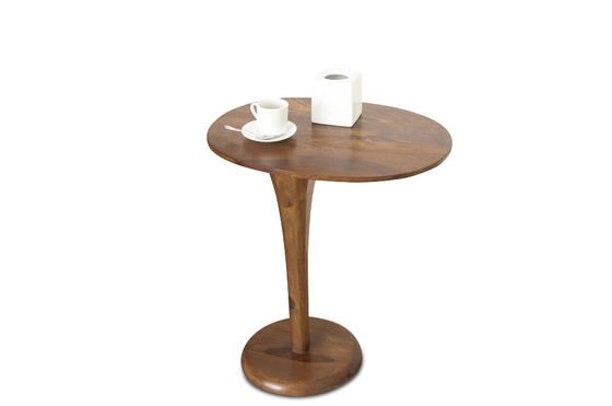 Piwy monopod occasional table Clipped