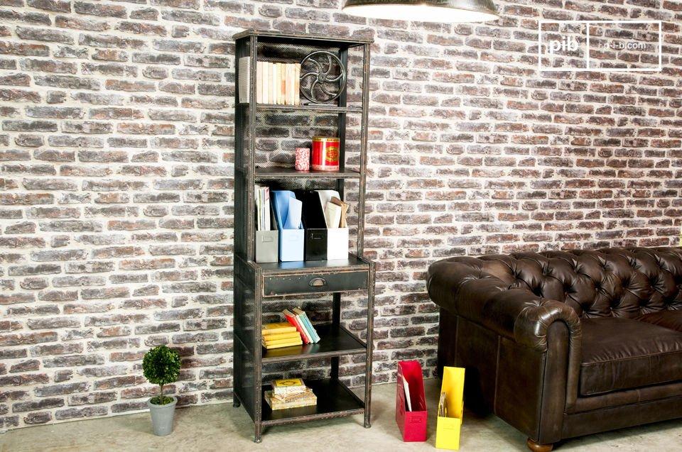 Pompéi Mesh shelf