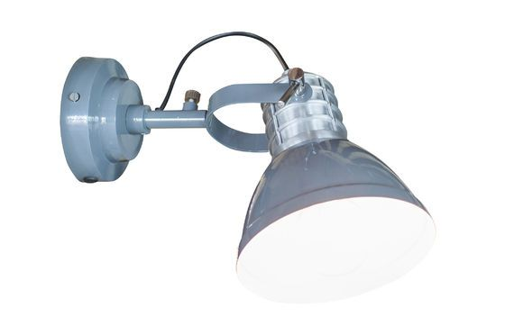 Postalys adjustable wall lamp Clipped
