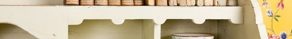 Material Details Prunelle writing desk with drawers