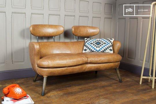 Queen double armchair