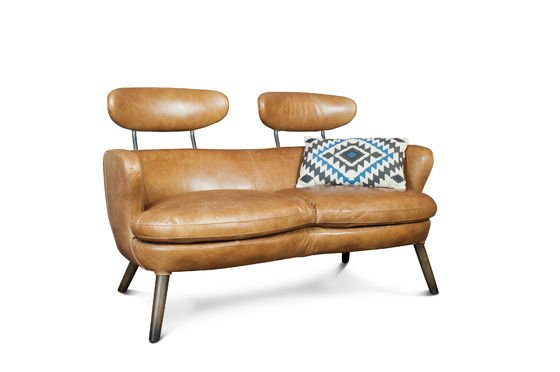 Queen double armchair Clipped
