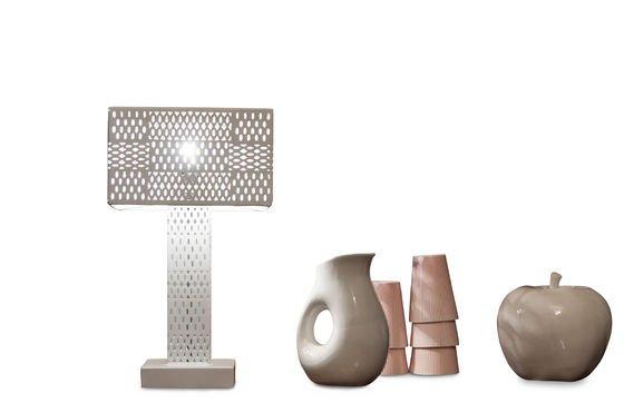 Raüma table lamp Clipped