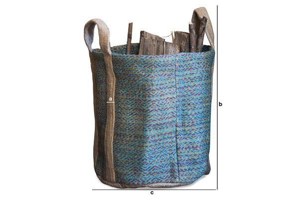 Product Dimensions Raviya basket