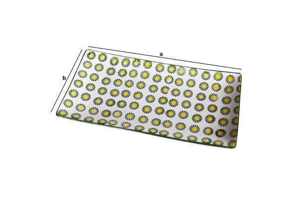 Product Dimensions Rectangular dishes Julia