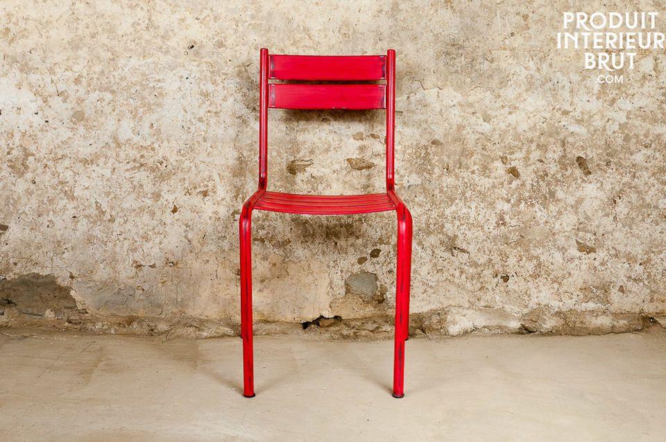 Red Pretty chair
