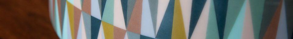 Material Details Remix porcelain bowl