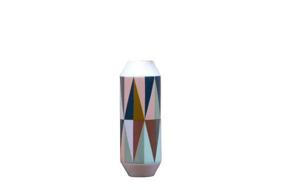 Remix porcelain vase Clipped