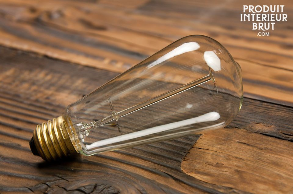 Decorative lightbulb to make your ancient lights shine as before