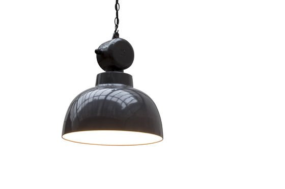 Retronom industrial hanging light Clipped