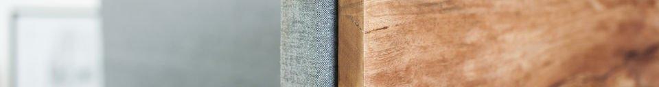 Material Details Reverse Sensilä Bench