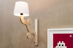 Rholl wall lamp