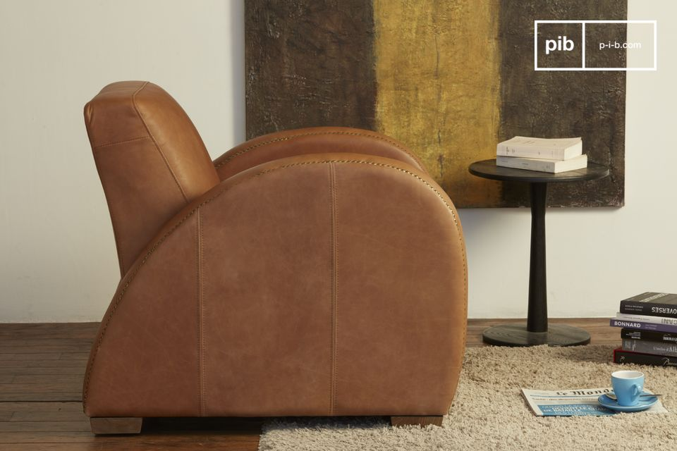 Elegant art deco line and undeniable comfort