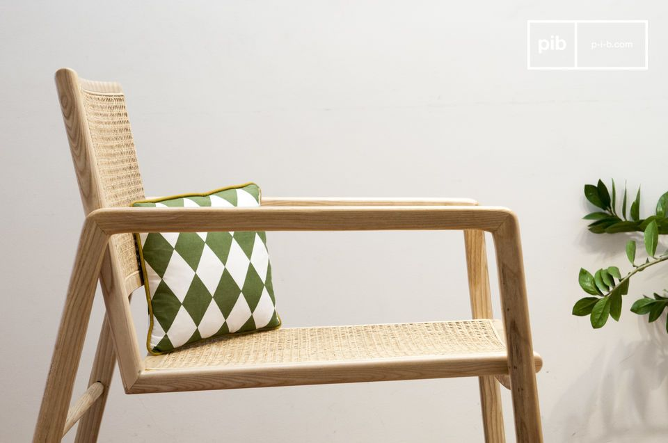 A rocking chair to celebrate the return of the cane