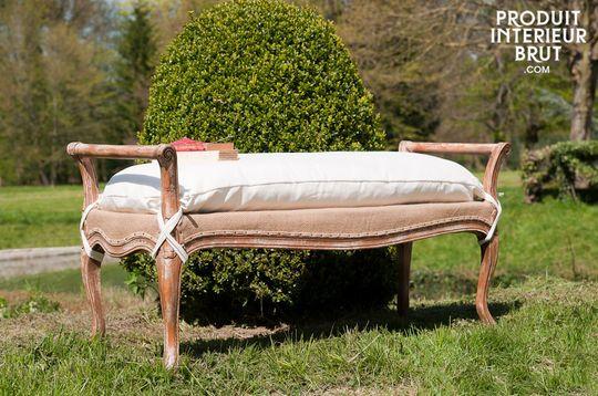 Romance bench