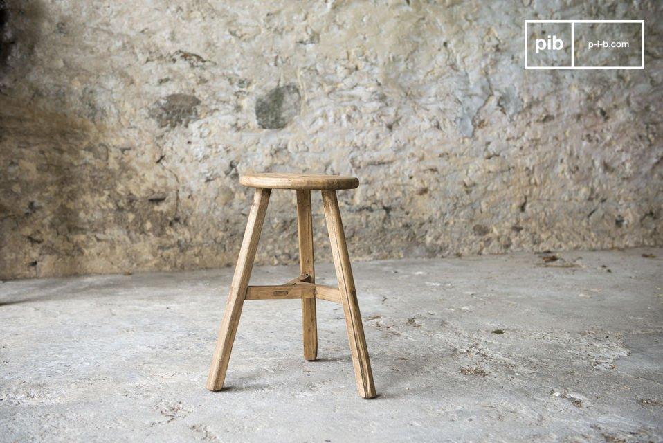 Round stool Vizzavona