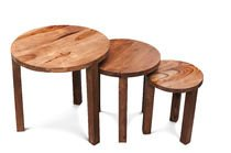 Roza 3-piece nesting table