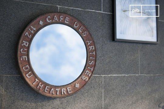 Rue Du Théâtre Mirror