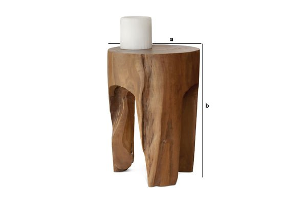 Product Dimensions Runkö occasional table