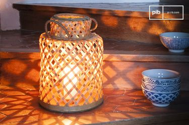 Saïgon Bamboo Lantern
